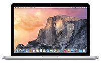 """Apple MacBook Pro 13"""" Retina 128GB MF839CZ/A stříbrný"""