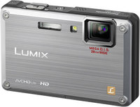 Panasonic Lumix DMC-FT1 stříbrný