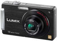 Panasonic Lumix DMC-FX550 černý