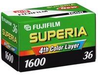 Fujifilm Fujicolor 1600 135/36