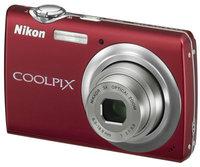 Nikon CoolPix S220 červený