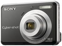 Sony CyberShot DSC-S930 černý