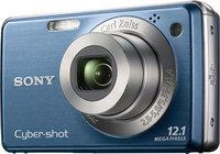 Sony CyberShot DSC-W230 modrý