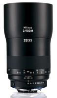 Zeiss Milvus 100mm f/2 M ZF.2 pro Nikon