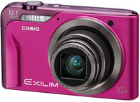 Casio EXILIM H10 růžový