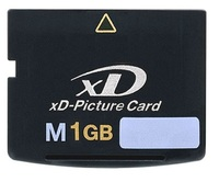 Olympus xD Picture Card 1 GB M