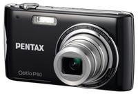 Pentax Optio P80 černý