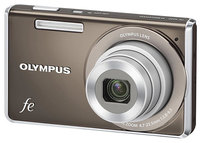 Olympus FE-4030 šedý
