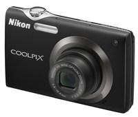 Nikon Coolpix S3000 černý