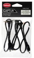 Hähnel Captur Cable Pack pro Nikon