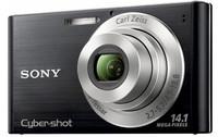 Sony CyberShot DSC-W320 černý + fotbalový dres + mini míč zdarma!