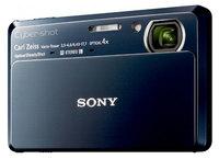 Sony CyberShot DSC-TX7 modrý