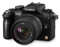 Panasonic Lumix DMC-G10 + 14-42 mm