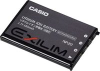 Casio akumulátor NP 20