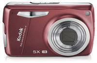 Kodak EasyShare M575 červený