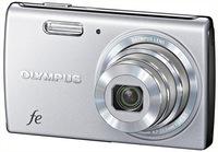 Olympus FE-5040 stříbrný