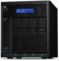 "Western Digital My Cloud Pro PR4100 32TB (4x8TB), 3.5""NAS, černý"