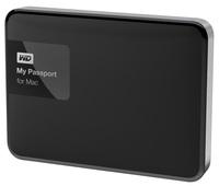 """Western Digital My Passport pro Mac 1TB, 2.5"""" USB 3.0, černý"""