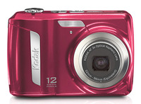 Kodak EasyShare C143 červený