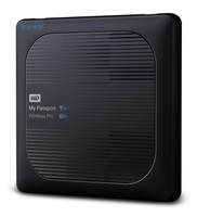 "Western Digital My Passport Wireless Pro 4TB, 2.5"" USB 3.0, černý"