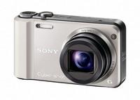 Sony CyberShot DSC-H70 stříbrný