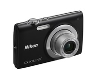 Nikon Coolpix S2500 černý