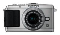 Olympus E-P3 + 12-50 mm stříbrný