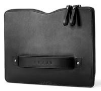 """Mujjo Carry-on pouzdro pro Macbook 12"""" černé"""
