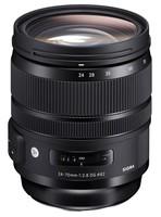 Sigma 24-70mm f/2,8 DG OS HSM Art pro Canon