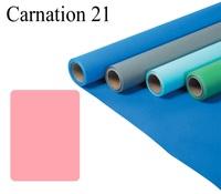 Fomei papírové pozadí 2,7x11m carnation 21