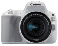 Canon EOS 200D + 18-55mm IS STM bílý - Zánovní!