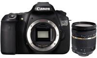 Canon EOS 60D tělo + Tamron 17-50 mm F/2,8 XR Di II VC!