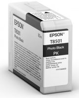 Epson Singlepack T850100 Photo Black UltraChrome HD - černá