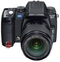 Konica Minolta Dynax 5D + AF DT 18-200/3,5-6,3 (D)