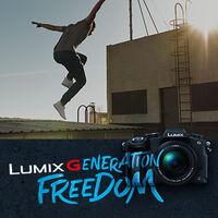 Vyměňte starý foťák za nový Panasonic a získejte bonus až 3 900 Kč!