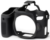 EasyCover silikonové pouzdro pro Canon EOS 77D černé