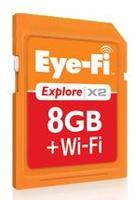 Eye-Fi Explore X2 8GB