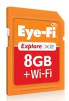 Eye-Fi Explore X2 8GB