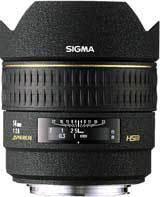 Sigma 14 /2,8 EX ASPHERICAL pro Sony