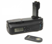 Aputure bateriový grip s displejem BP-E5II (Canon BG-E5)