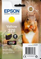 Epson náplň Claria 378 T3784 žlutá