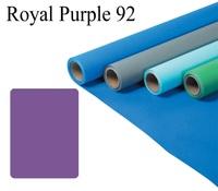 Fomei papírové pozadí 2,7x11m royal purple 92