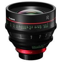 Canon EF CINEMA CN-E 20mm T/1.5 L F