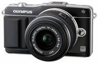 Olympus PEN E-PM2 + 14-42 mm II R