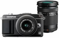 Olympus E-PM2 + 14-42 mm II R + 40-150 mm R