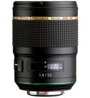 Pentax HD D FA 50mm f/1,4 SDM AW