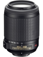 Nikon 55-200mm f/4,0-5,6G AF-S IF-ED DX VR