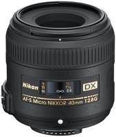 Nikon 40 mm f/2,8 AF-S G DX Micro