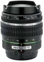 Pentax DA Fish-Eye 10-17mm f/3,5-4,5 ED (IF)