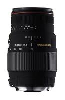 Sigma 70-300mm f/4,0-5,6 APO DG MACRO pro Nikon